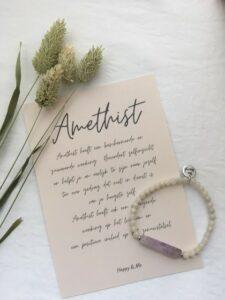 foto armband amethist